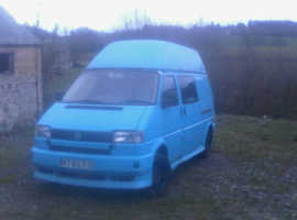vw t4 2.5 tdi modified for sale no time wasters please