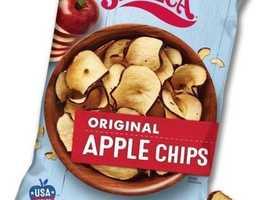 Seneca Original Apple Chips 71g (2.5oz) (Box of 12)