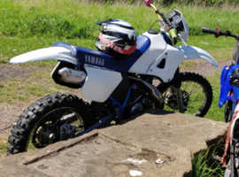 Yamaha dtr 125 swap for another motorbike