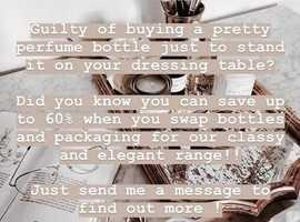 Designer Inspired perfumes & aftershaves