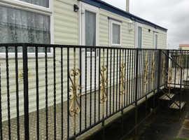 2 caravans for rent
