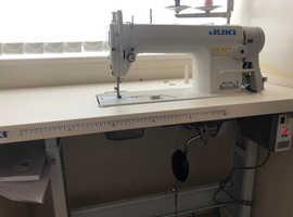 JUKI DDL-8100e Industrial Sewing Machine