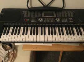 5 octaves piano keyboard 61 keys