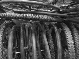 Free bicycle tyres