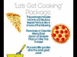 Birthday Hire Packages that make all the difference!