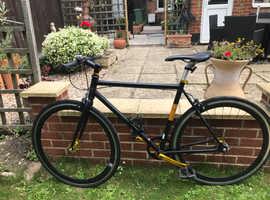 Men's Nologo Fixie bike