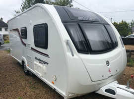 Fixed-Bed-4-berth-Touring-Caravan-with-motormover-Air-Awning