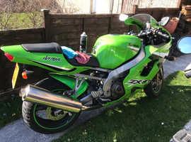Kawasaki zx9