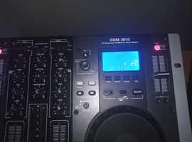 Gemini 3610 mixing desk