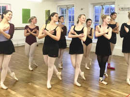 Best Contemporary dance classes London - RDA