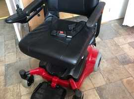 Sterling Electric Mobility Wheelchair
