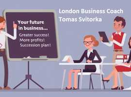 London Business Coach - Tomas Svitorka