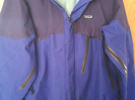 Patagonia xcr gortex jacket large mens