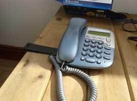 Bt corded telephone