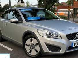 Volvo C30 S E-Drive Es 1.6 Diesel 3dr 2010 *1 Year Warranty* Low Mileage 44k*ZERO Road Tax*