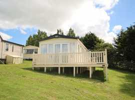 Private static caravan for sale. ABI Sunningdale at Shurland Dale, Sheppey