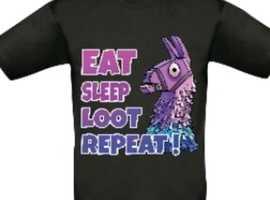 Kids Fortnite Hoodies And T-Shirts