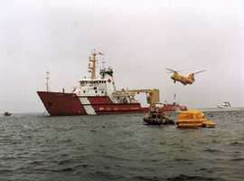 The Maritime Association Group UK - F Woodford MBE