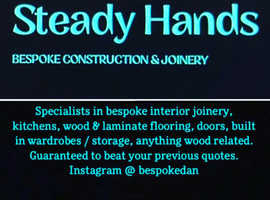 Steady Hands bespoke Construction & joinery