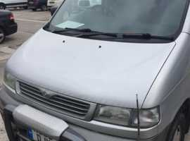 Mazda Bongo Pop Top 2.5D Auto Low Miles