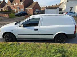 Astra envoy 1.7 DTI turbo van