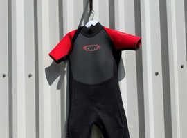 Unisex childs wetsuit