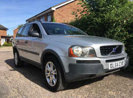 Volvo XC90 D5 7 SEATS ,SERVICE HISTORY ,INC CAMBELT CHANGE