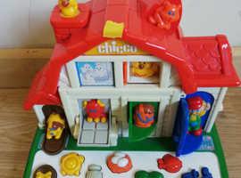 Chico farm house