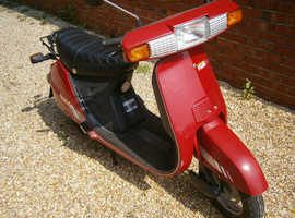 Classic 1988 Honda Vision 80cc Scooter