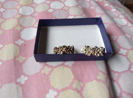 GREAT STOCKING FILLER  - CLIP ON EARRINGS