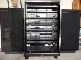 Toshiba HD-EP3O-KB DVD (Twin Layer) and CD Player - Boxed with Contents - VGC