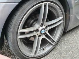 Bmw used 19inch Back alloy wheel