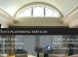Dans Plastering Services