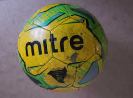 Mitre Impel Football. Size 5.