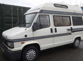 TALBOT EXPRESS CAMPERVAN/MOTORHOME FOR SALE,FULL MOT AND LOW MILEAGE,AUTOSLEEPER