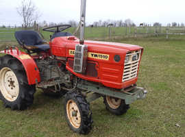 Yanmar YM1510 compact tractor in good condition £2500 ono