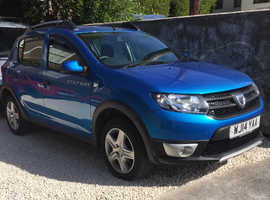 14 Plate Dacia Sandero Stepway 1.5 DCI*Lovely Jeep*Only 38k Miles Bargain £3995!