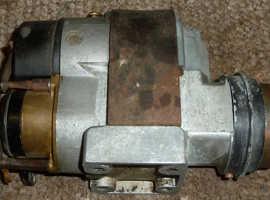 Vintage 4 cylinder magneto