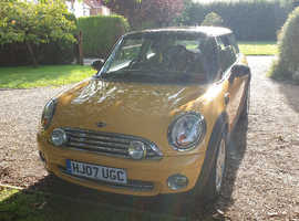 Mini Cooper, 2007 (07), Manual Petrol, 87,000 miles