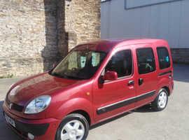 2005 Renault Kangoo 1.6 16v Automatic 75k miles