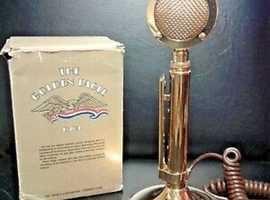 Astatic Gold Eagle Microphone CB
