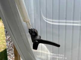 Bailey ranger 2006 front left window latch
