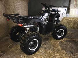 Hawkmoto Mega raptor quad 125cc