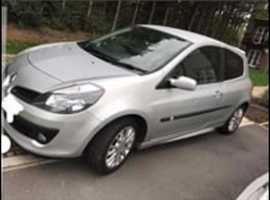 Renault Clio, 2007 (07) Silver Hatchback, Manual Petrol, 55,000 miles