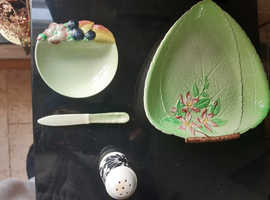 Job Lot Collectable Carlton Ware Items