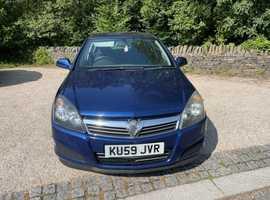 Vauxhall ASTRA LIFE CDTI, 2009 (59), Manual Diesel, 161,000 miles