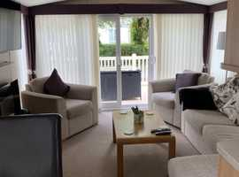 Front Opening Door Platinum Holiday Home AT Burnham On Sea *HAVEN