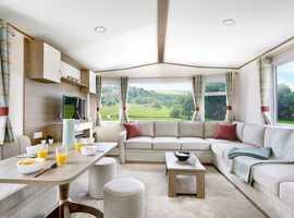 Beautful static caravan for sale on Billing Aquadrome Call Joshua 07955825040