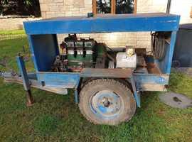 LISTER SR3 MOBILE ENGINE