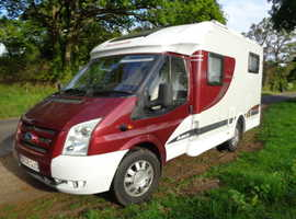 2008 Ford Dethleffs Globevan (LOCATION SOUTHAMPTON)